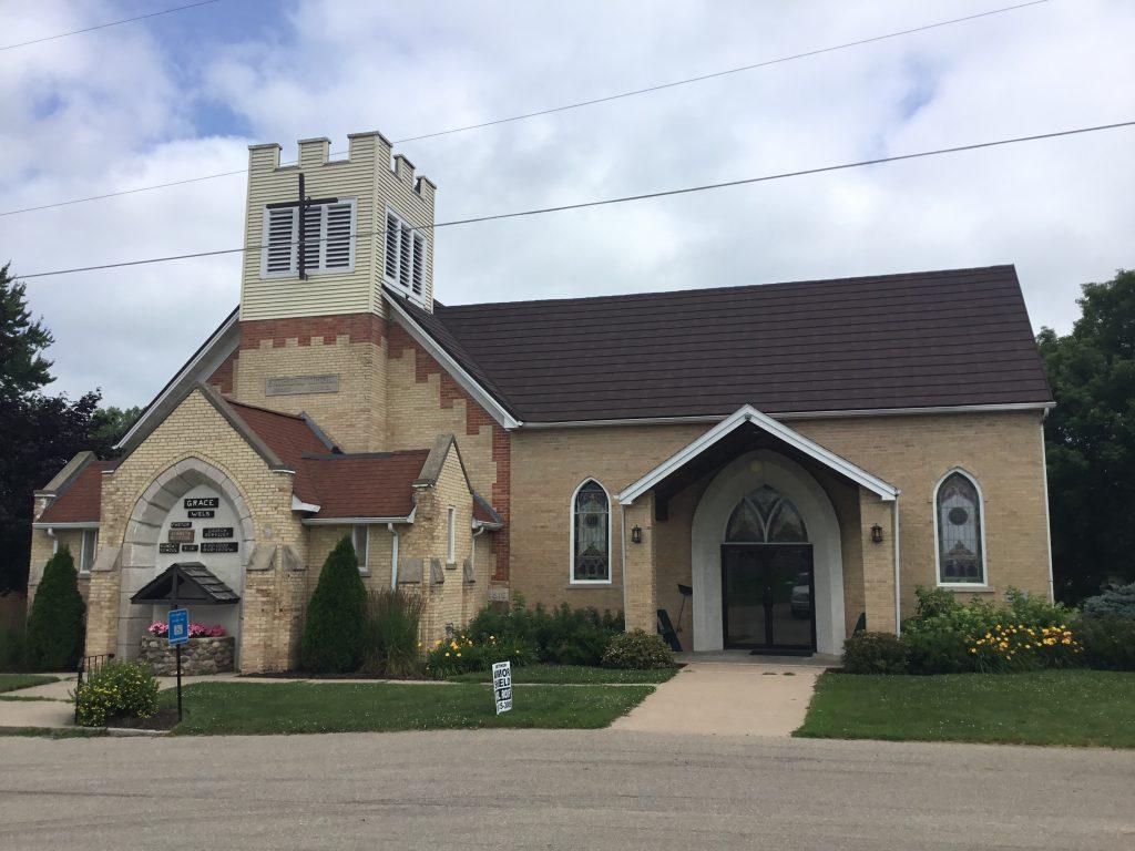 New London church